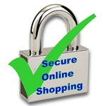 Shop with confidence at Sounds Heavenly -   our site uses the latest security systems and is tested daily to ensure that it is safe and secure!