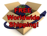 FREE Worldwide Shipping on this product!